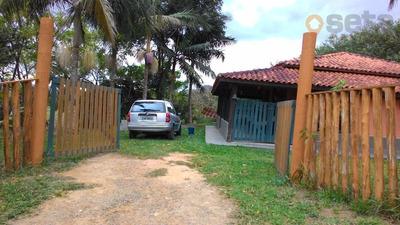 Chácara Residencial À Venda, Turvo, São José Dos Campos - Ch0016. - Ch0016