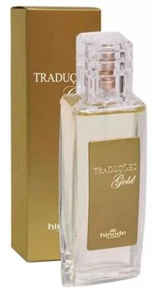 Perfume Traduções Gold Nº 01 02 10 12 18 20 26 46 62 64