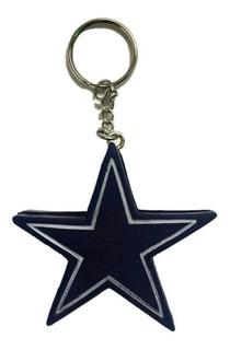 Chaveiro Dallas Cowboys Foam Head