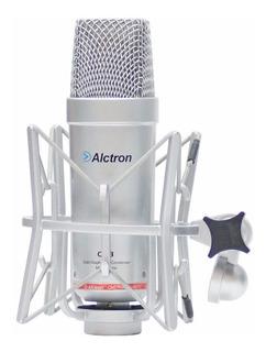 Microfono Alctron De Condensador Cm3
