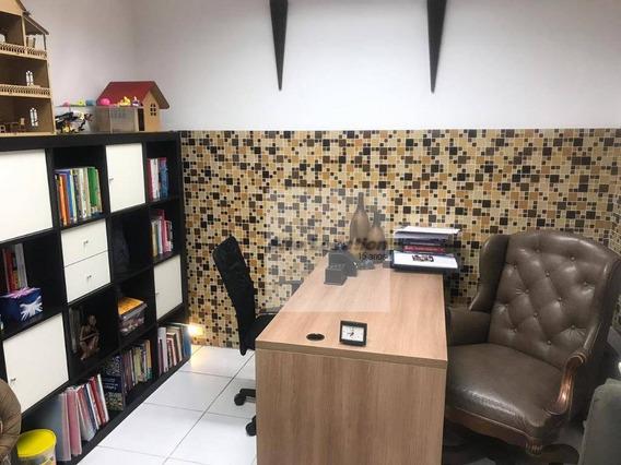 93473 Ótima Casa Comercial Para Venda Em Santo Amaro - Ca0257