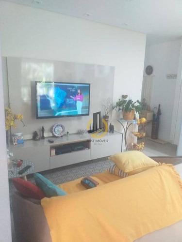 Oportunidade!!!! Belo Apartamento De 45 M² Com 1 Dormitório E 1 Vaga (prédio Novo) No Condominio Bosque Ouvidor - Ap1444