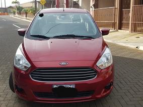 Ford Figo. Sedan