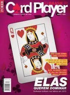 Card Player Brasil- Elas Querem Dominar - Ano 7 Nº 74