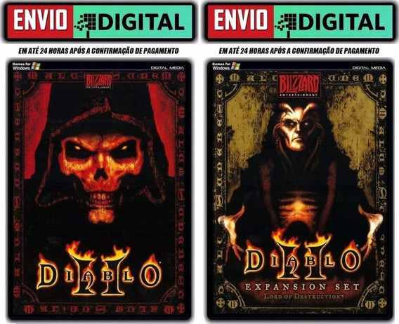 Diablo 2 Lord Of Destruction Pc Legendado