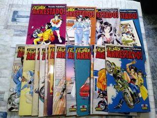 Estás Arrestado Manga Colección Completa Envio Gratis