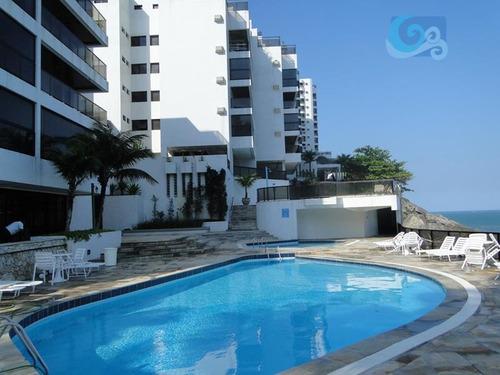 Imagem 1 de 29 de Apartamento À Venda - Condomínio Costão Das Tartarugas, Enseada - Guarujá - Ap3871