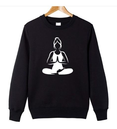 Blusa Gola Careca Meditação Ioga Yoga