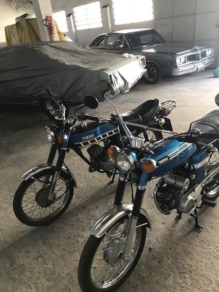 Yamaha Fs1 - Yamaha Rd 75
