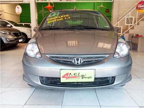 Honda Fit 1.4 Lx 8v Flex 4p Manual