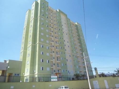 Apartamento Com 2 Dormitórios À Venda, 56 M² Por R$ 297.000 - Jordanópolis - Arujá/sp - Ap0367