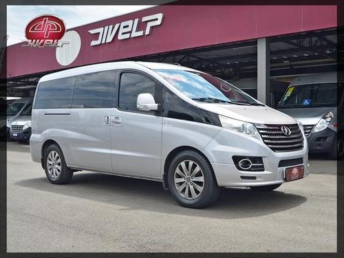 Minivan Jac T8 2.0 Com 7 Lugares