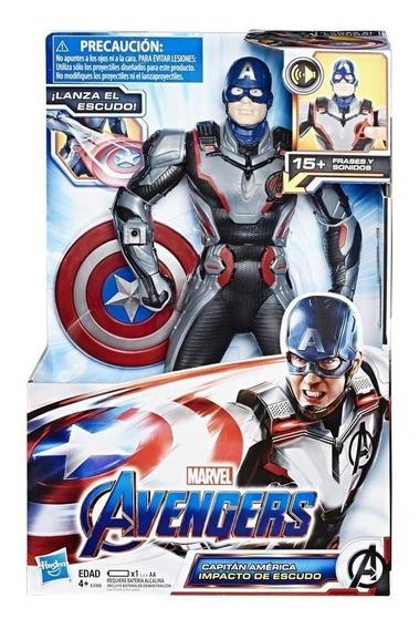 Marvel E3358 Avengers - Avengers: Endgame Capitán América Im