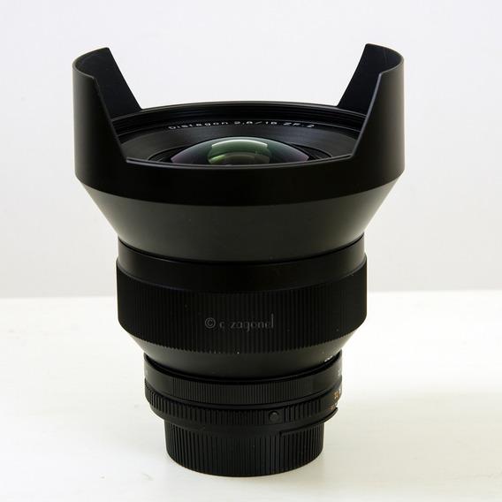 Lente Zeiss Distagon 15mm 2.8 Para Nikon