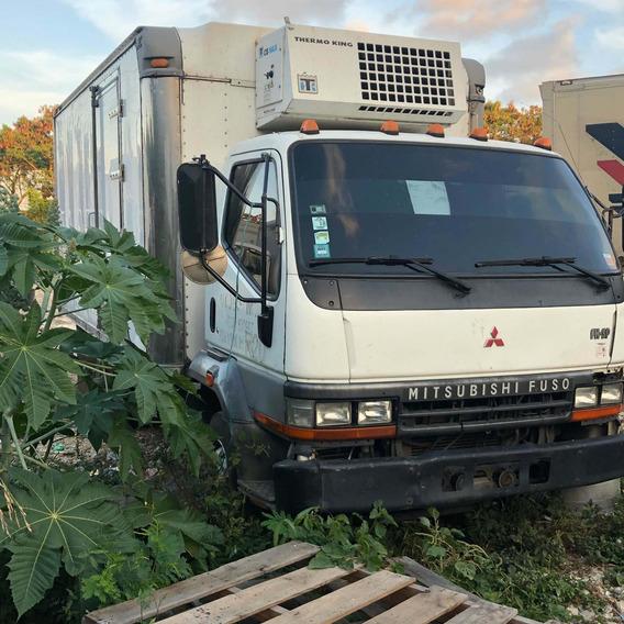 Mitsubishi Fuso Frigorífico