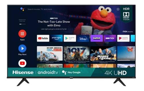"""Imagen 1 de 5 de Smart TV Hisense A6G Series 43A6G 4K 43"""" 120V"""