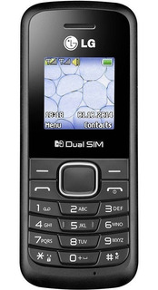 Celular P/ Idoso Lg B220 Radio Fm Dual 2 Chip Desbloqueado