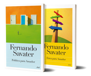 Pack Fernando Savater