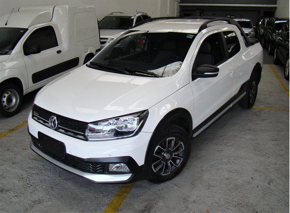 Volkswagen Saveiro Saveiro Cross 1.6 T.flex 16v Cd Flex Man