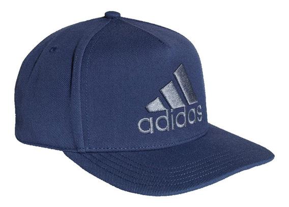 Gorra adidas H90 Logo Hombre Azul