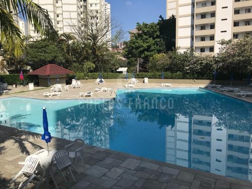 Excelente Apartamento No Marajoara Com 3 Dormitórios 1 Suite 2 Vagas Coberta 76m2 - Cf66148