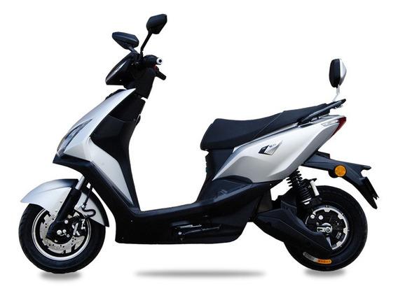 Moto Electrica Aima Bosch Snow 1 Silver