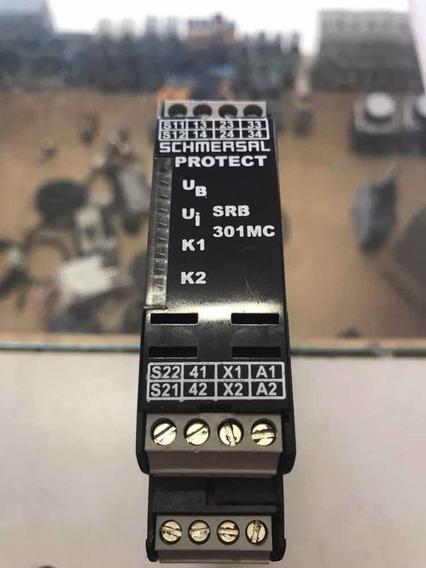 Rele De Segurança Srb301mc-24v Schimersal