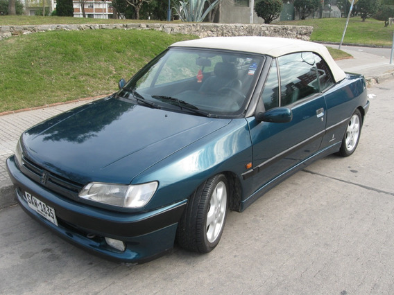 Peugeot 306 Cabriolet 1.8 Cc Año 1995¡¡¡oferta U$s8500¡¡