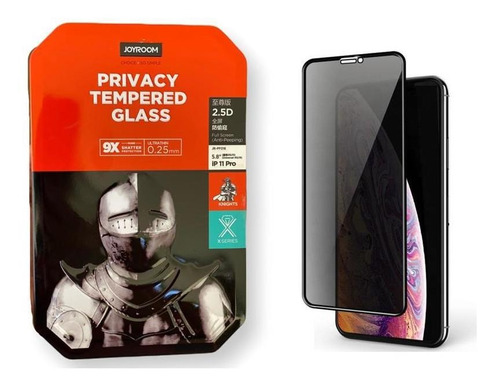 Vidrio Templado Antiespia Joyroom iPhone 11