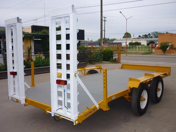 Acoplado Carreton Trailer Autos Auxilio Vehicular