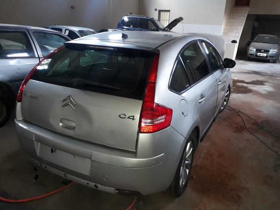 Citroën C4 2.0 Exclusive Flex Aut. 5p 2010 Sucata