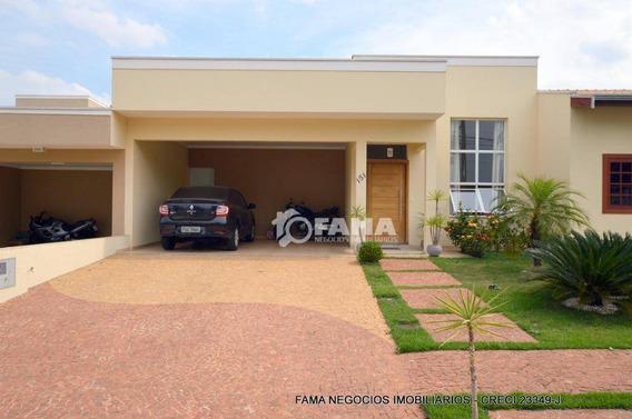 Casa Residencial Para Venda E Locação, Condomínio Campos Do Conde, Paulínia - Ca1489. - Ca1489