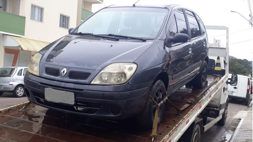 (18) Sucata Renault Scenic 2005 1.6/2.0 (retirada Peças)