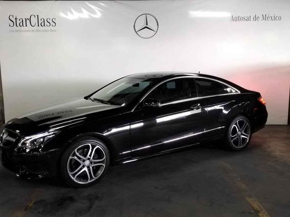 Mercedes-benz Clase E 2017 2p E 250 Coupé L4/2.0/t Aut