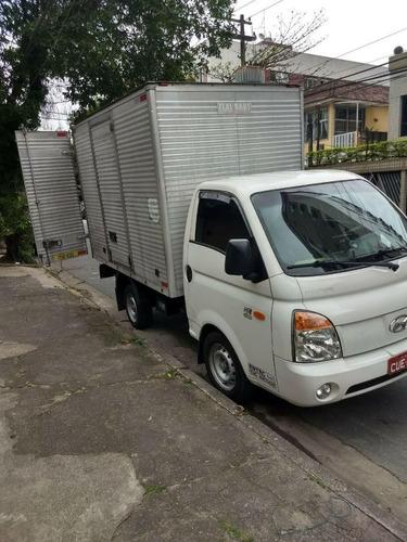 Imagem 1 de 14 de Hyundai Hr 2011 2.5 Rs Longo S/ Carroceria Tci 2p