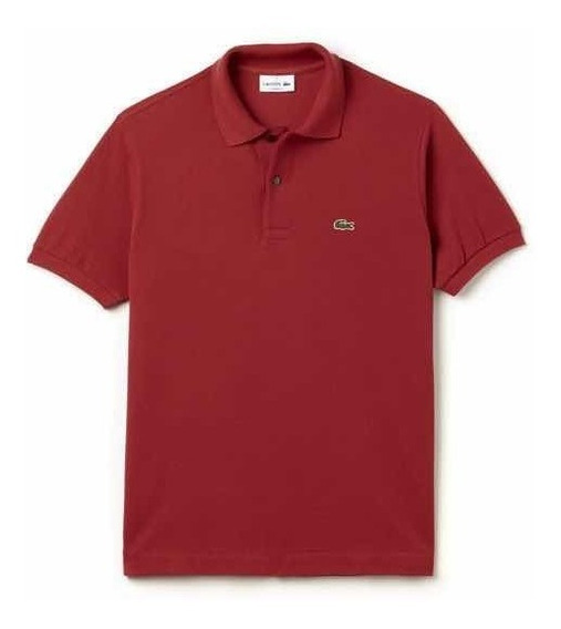 Polo Lacoste L1212 Classic Fit Color Intense Nueva Y Origina
