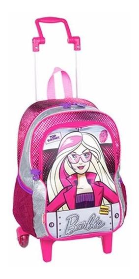 Mochilete M Barbie Agentes Secretas Original- 064459 Sestini