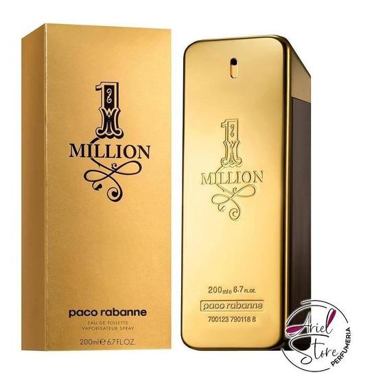 Perfume Paco Rabanne One Million 200ml