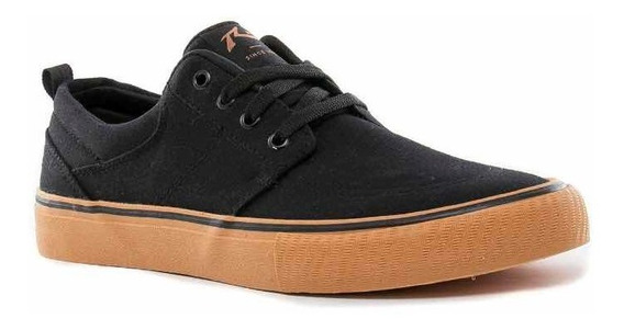 Zapatillas Rusty Yonkers Black/gum