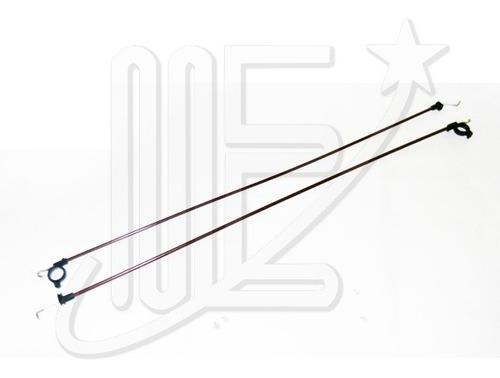 Cable Apertura Puerta Izquierda Gol Iii (2p)