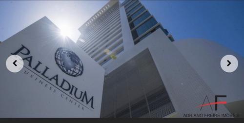 Salas Comerciais No Palladium Business Center, Meireles - Código: Sa5317