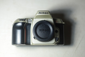 Câmera Analógica Nikon N60