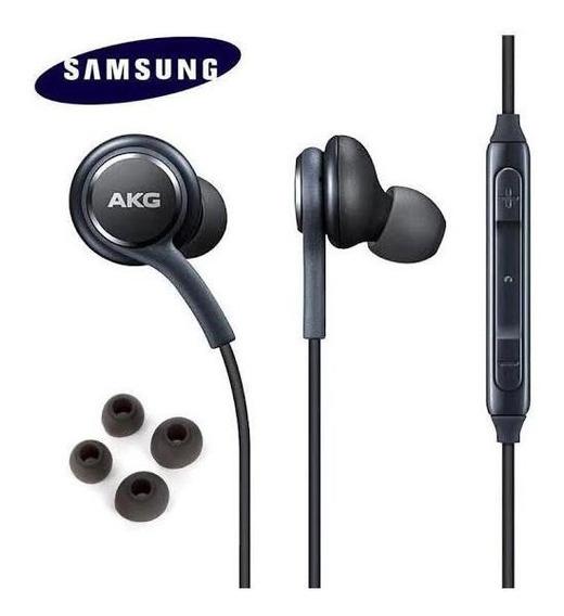 Fone De Ouvido Samsung Akg Galaxy S9 S8 S8+ S7 S6 Note 9 8