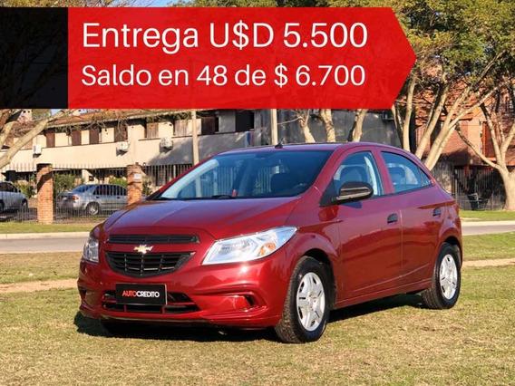 Chevrolet Onix U$d 5500 +48de $6700