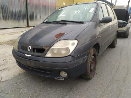 Renault Scenic 1.6 16v 2002 Sucata Somente Peças
