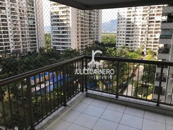Apartamento-locação-barra Da Tijuca-rio De Janeiro - Jcap20157