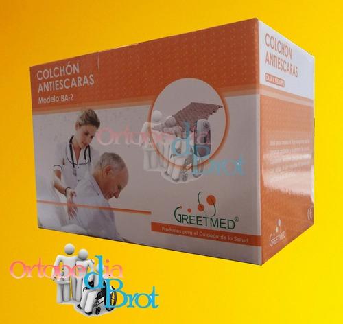 Colchon Antiescaras Greetmed 1 Año Garantia Envio Gratuito