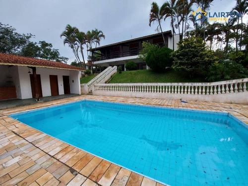 Imagem 1 de 30 de Chácara Com 3 Dormitórios À Venda, 2800 M² Por R$ 850.000,00 - Jardim Estância Brasil - Atibaia/sp - Ch1429
