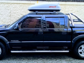 S10 Advantage Cabine Dupla Flex + Gnv Ano Modelo 2010