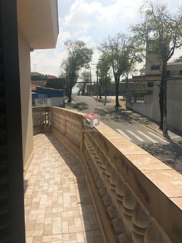Imagem 1 de 19 de Sobrado À Venda, 3 Quartos, 4 Vagas L Oratório - Santo André/sp - 83131